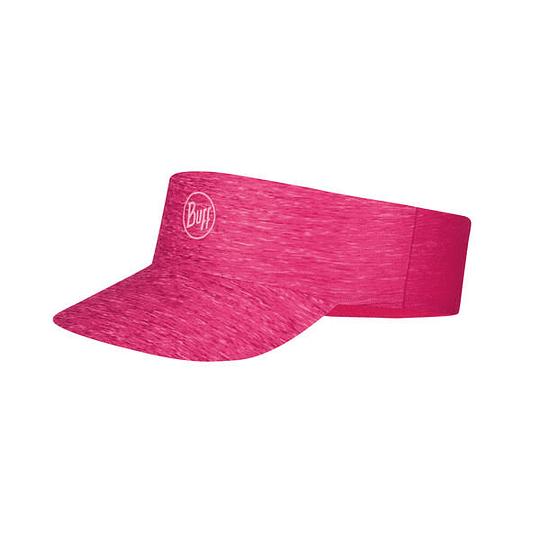 Pack Run Visor R-Pink Htr - BUFF
