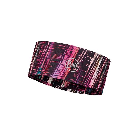 Cintillo de pelo BUFF Fastwick Headband Wira Black
