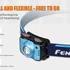 Linterna frontal HL12R Fenix - 400 lúmenes