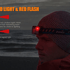 Linterna Frontal HL32R Fenix - 600 lúmenes
