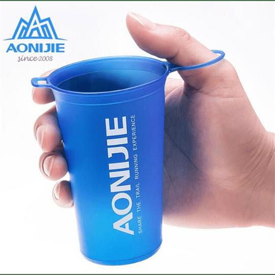 Vaso de Agua reutilizable 200 ml Aonijie