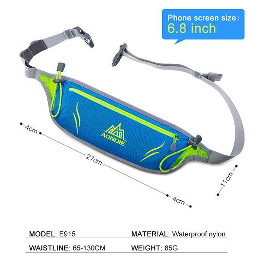 Cinturon de Hidratación porta bastones Aonijie