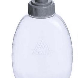 Botella plástica rigida hidratación 170 ml