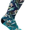Socks Blue Hawaii Pacific &Co