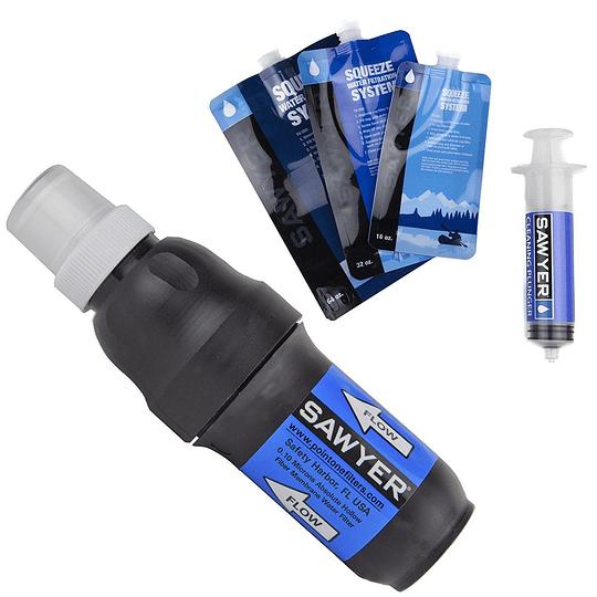 Filtro purificador de agua Pointone Squeeze - Sawyer
