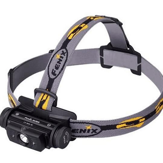 Linterna frontal HL60R (Recargable) Fenix - 950 lúmenes