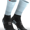 Socks MID Negro/Calipso -NEW