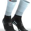 Socks MID Negro/Calipso -NEW