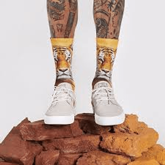 Socks TIGER  Pacific &Co
