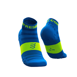 Calcetín Run Low V3 Ultralight Fluo/Blue - NEW