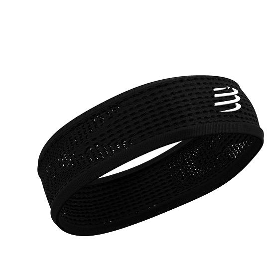 Headband On/Off Compressport Negro - NEW
