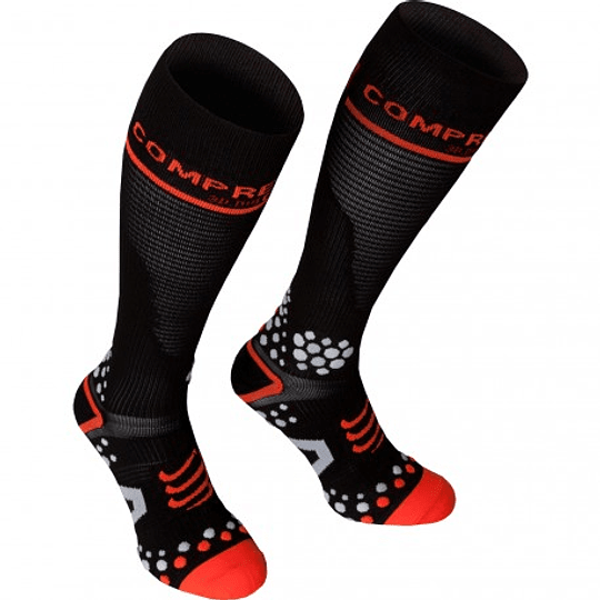 Fullsocks V2.1 Negro Compressport