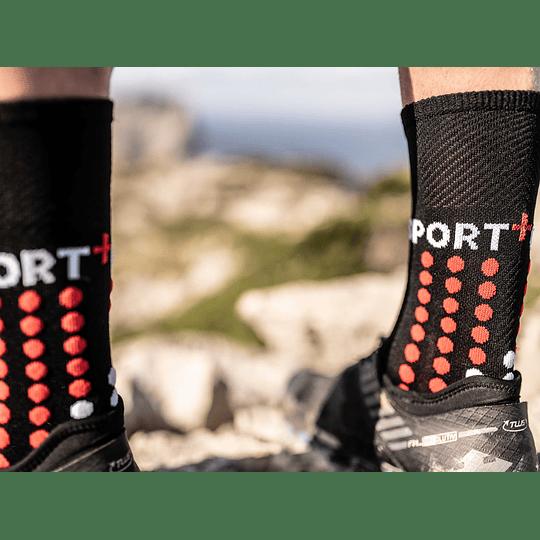 Socks Ultra Trail Negro - NEW