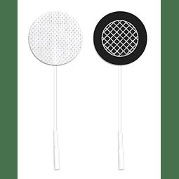 Electrodos UltraStim® 3.2cm de diámetro, pack 4u