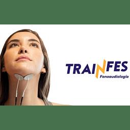 Atención fonoaudilogía remota o en TRAINFES Center
