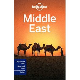 Middle East 7th. Edition LP Inglés