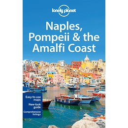 Naples, Pompeii & the Amalfi Coast 5th. Edition LP Inglés