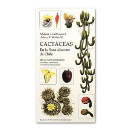 Cactáceas en la Flora silvestre de Chile - Adriana Hoffmann