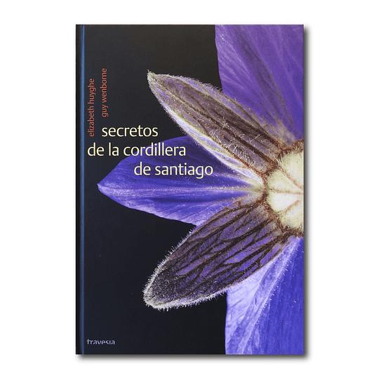 Libro Secretos de la Cordillera de Santiago