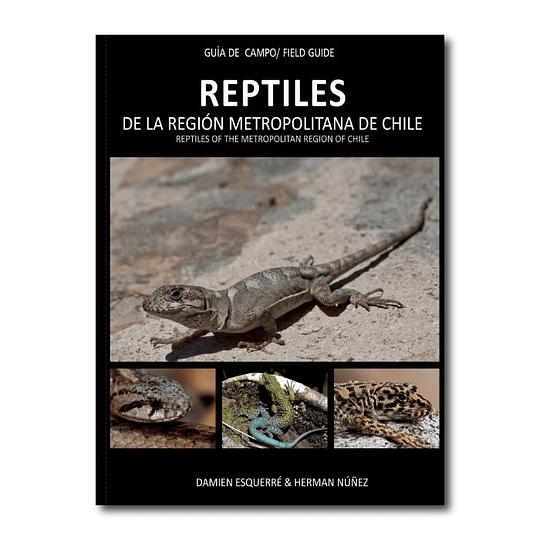 Reptiles de la Región Metropolitana