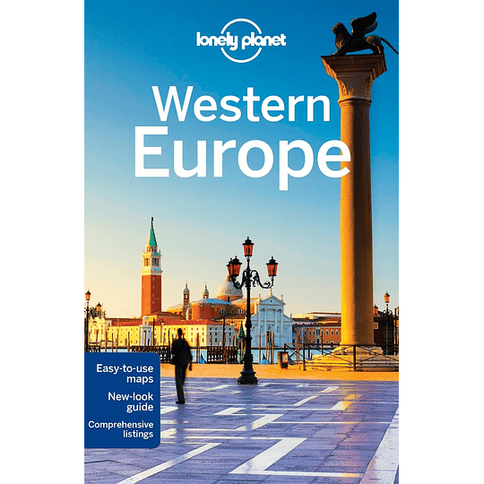 Western Europe 12th. Edition LP Inglés