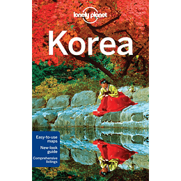 Korea 10th. Edition LP Inglés