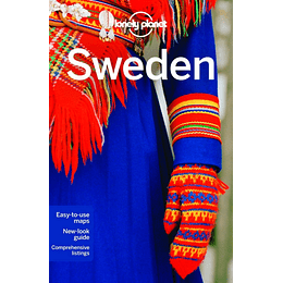 Sweden 6th. Edition LP Inglés