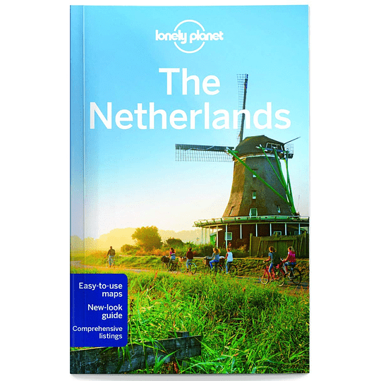 The Netherlands 6th. Edition LP Inglés