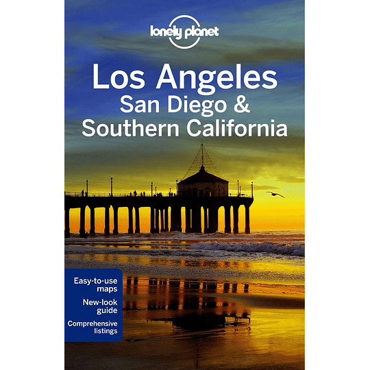 Los Angeles 4th. edition LP Inglés