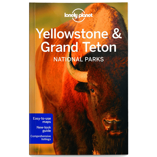 Yelowstone & Grand Teton 4th. Edition LP Inglés