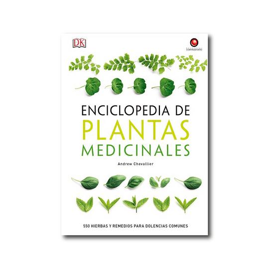 Enciclopedia de Plantas Medicinales - Andrew Chavallier