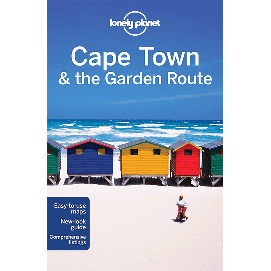 Cape Town & the Garden Route 8th. Edition LP Inglés