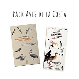 Pack Aves de la Costa