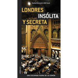 LONDRES INSOLITA Y SECRETA