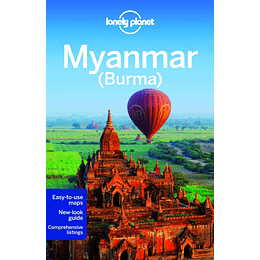 Myanmar 12th. Edition LP Inglés