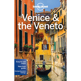 Venice & the Veneto 9th. Edition LP Inglés
