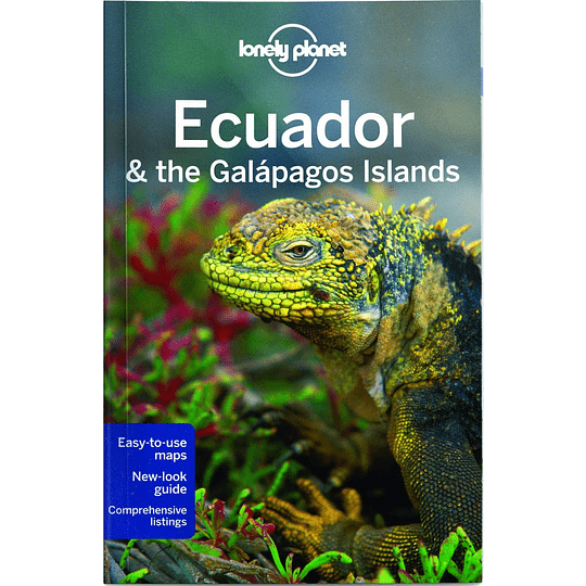 Ecuador & the Galápagos Islands 10th. Edition LP Inglés