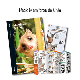 Pack Mamíferos de Chile