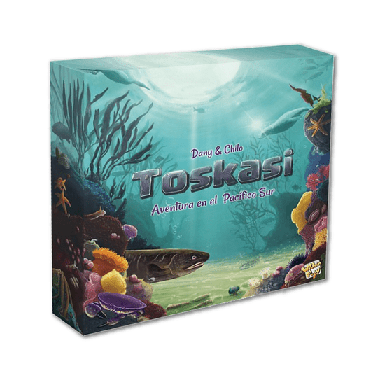Toskasi - Aventura en las costas del Pacífico Sur