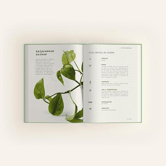 Laboratorio Botánico : una guía para cuidar, experimentar y crecer con plantas de interior