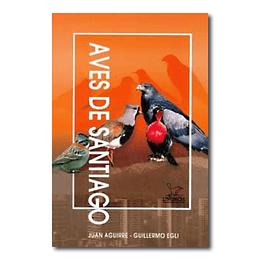 Aves de Santiago de Chile