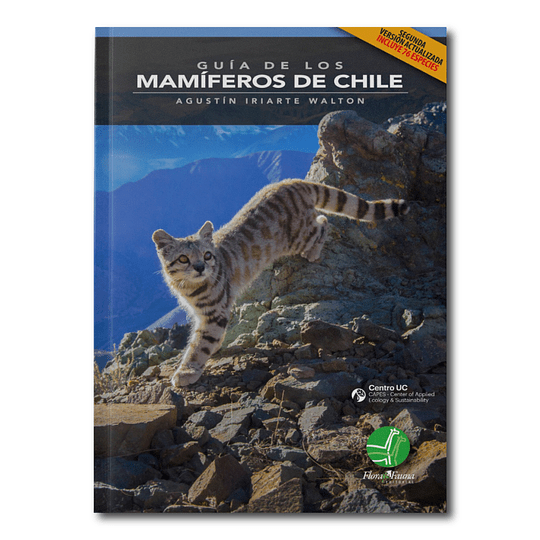 Guía de los Mamíferos de Chile Ed. 2021