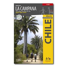 La Campana - Trekking Map