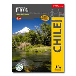 Pucón - Trekking Map