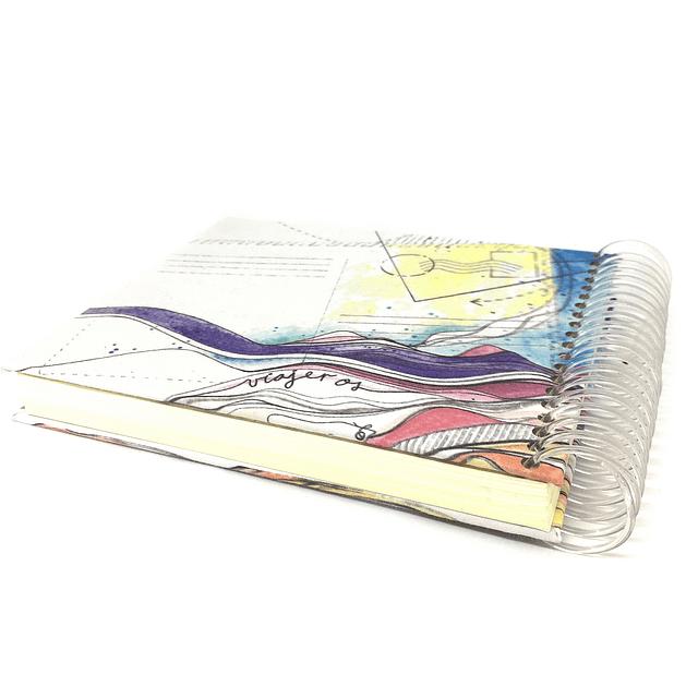 Bitácora telas ilustradas Chilenas con SBradanovic: Antofagasta