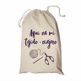 Bolsa/saco frase