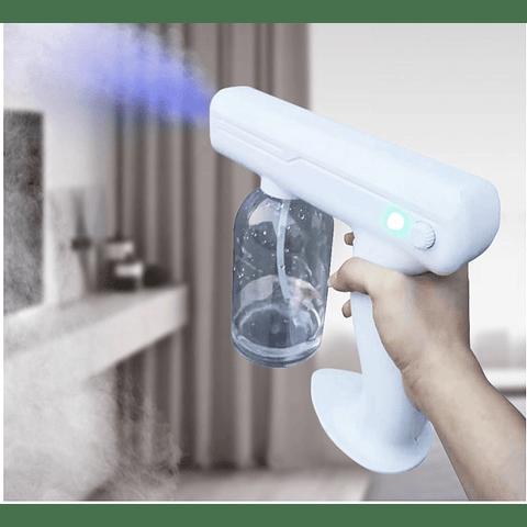 Máquina de Desinfeção Nano-Spray Portátil