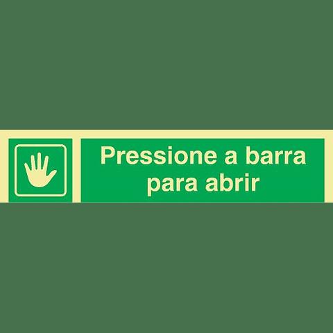 (Blister 1un)-Sin PVC Fot 400x100 (Press Barra p/Abrir)-PT