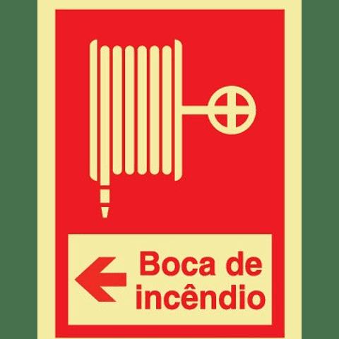 (Blister 1un)-Sin PVC Fotol. 150x200 (Boca Incêndio)-PT