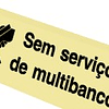 Sinal PVC Opaco 200x150 (S/Serv.MB)